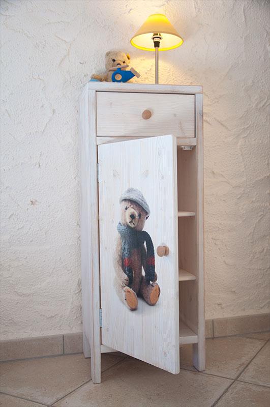 elbfischer design bilder auf m bel drucken. Black Bedroom Furniture Sets. Home Design Ideas